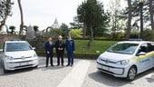 Volkswagen e-up! per la Gendarmeria Vaticana