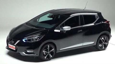 Nissan Micra, la piccola è diventata grande