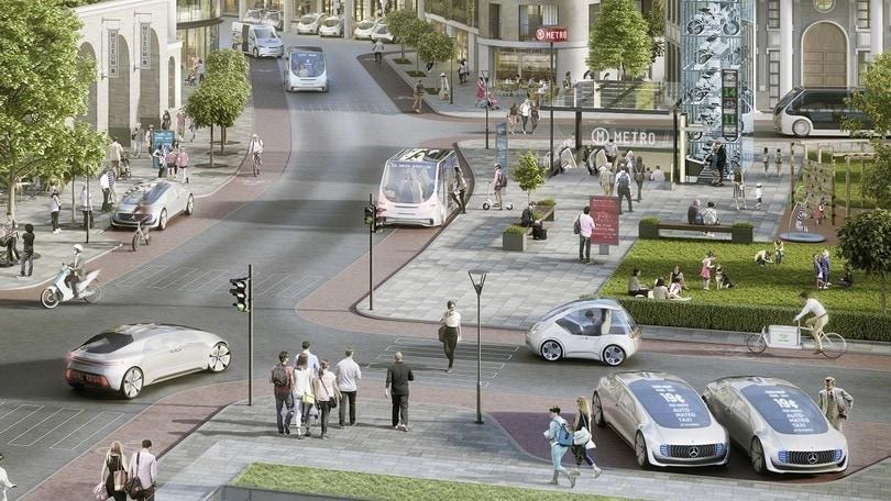 Guida autonoma, Bosch e Daimler insieme verso il livello 5