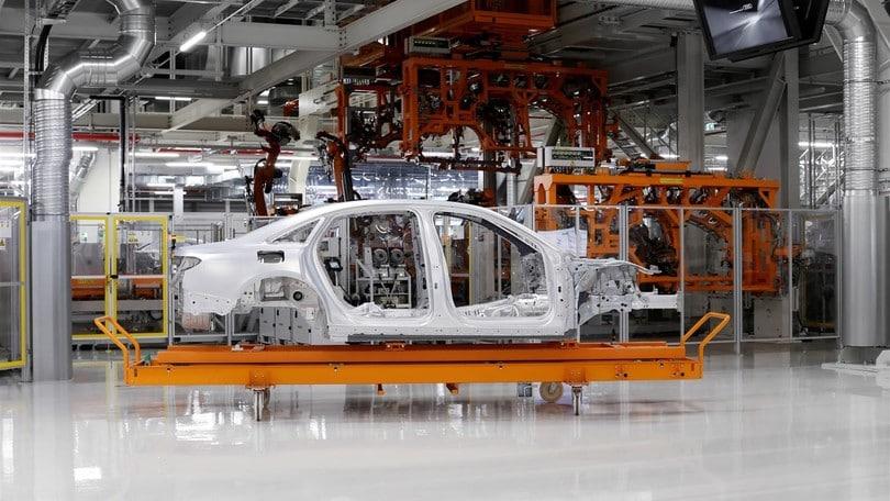 Nuova Audi A8, lo Space Frame diventa multimateriale