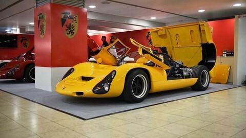 Kreisel Evex 910E, le foto della Porsche 910 elettrica