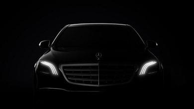 "Mercedes Classe S, restyling ""in linea"""