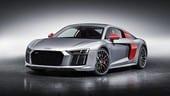 Audi R8 Sport Edition al Salone di New York
