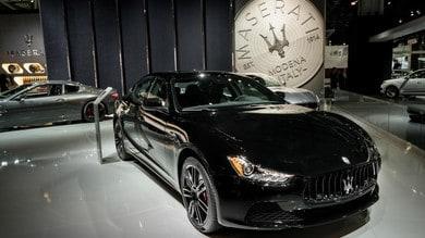 Maserati Ghibli Nerissimo, edizione limitata a New York