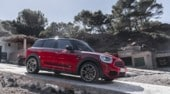 Mini JCW Countryman, il mini-crossover da 231 cv