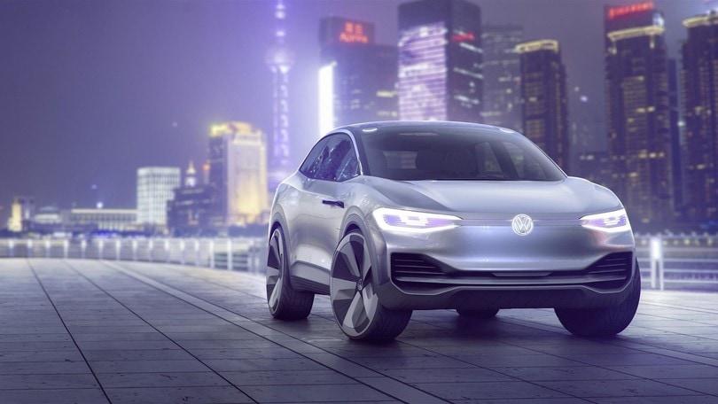 Volkswagen I.D. Crozz, la trilogia elettrica si chiude col crossover