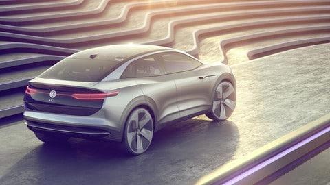 Volkswagen I.D. Crozz concept, le foto