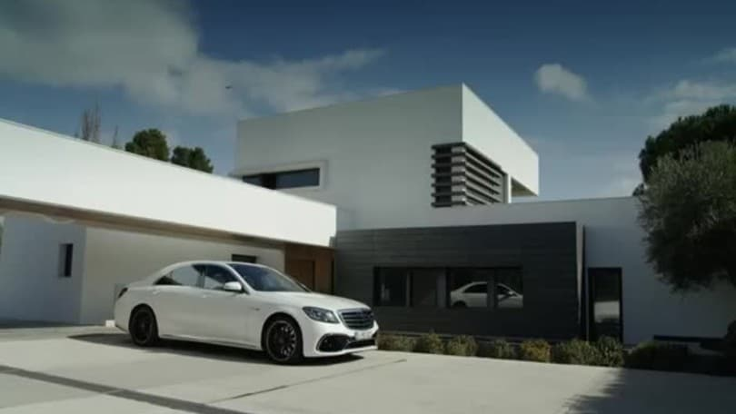 Mercedes Classe S restyling
