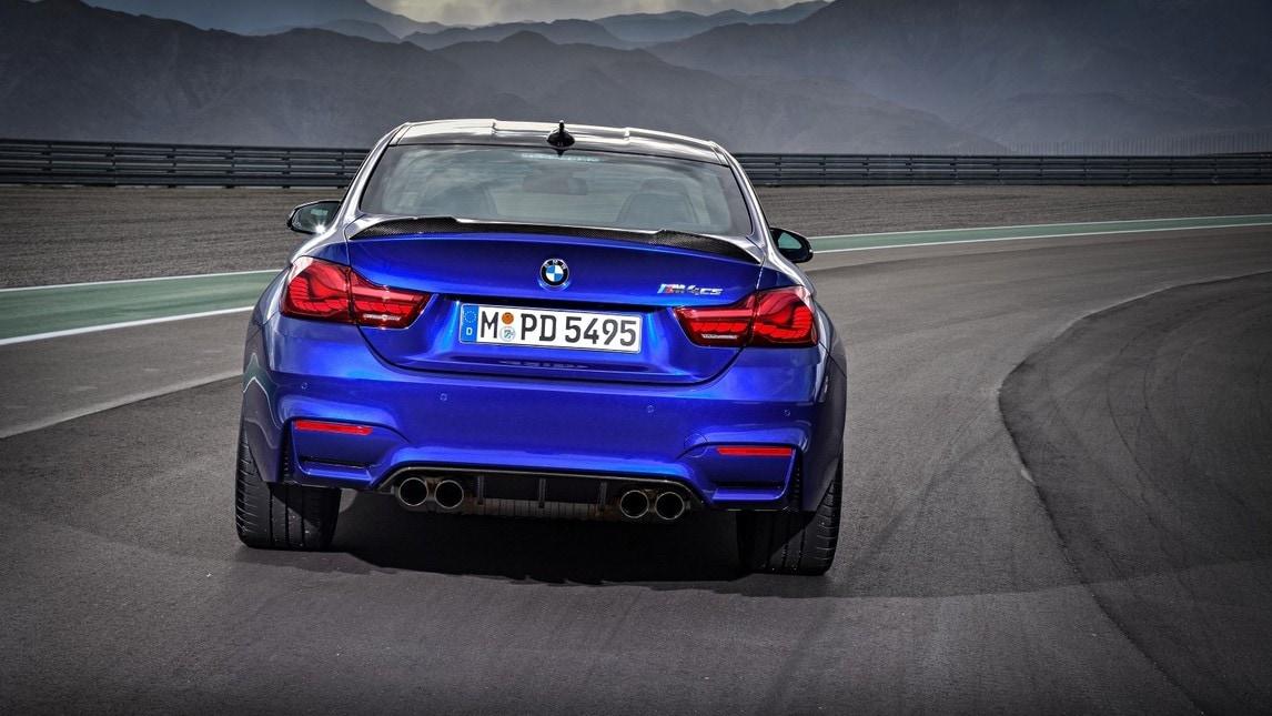 BMW M4 CS, le foto