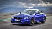 BMW M4 CS, oltre il Competition Package c'è di più