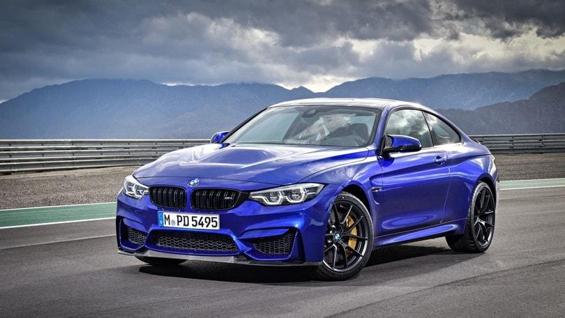 BMW M4 CS, oltre il Competition Package c'è di più