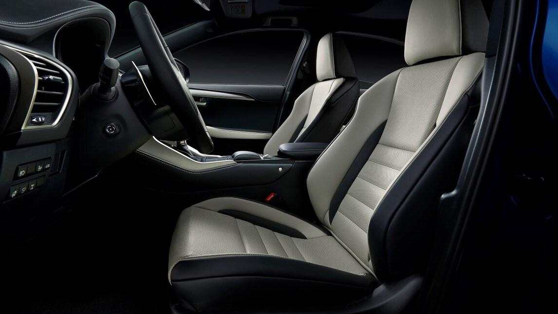 Lexus NX restyling 2018, le foto
