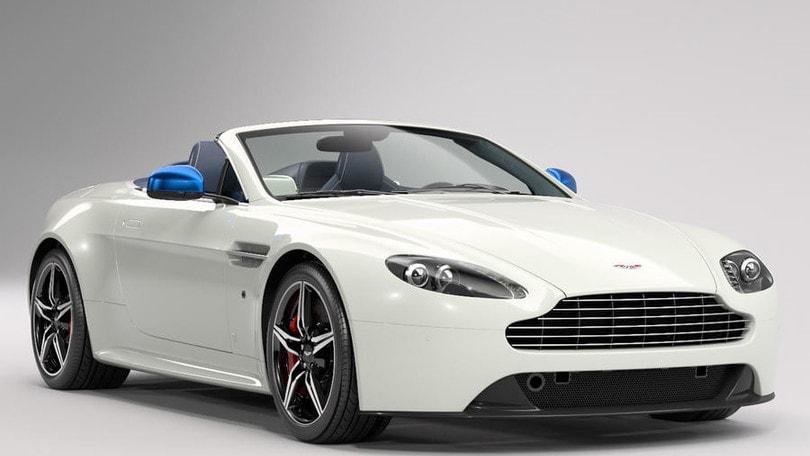 Aston Martin V8 Vantage S Great Britain Edition, solo per la Cina