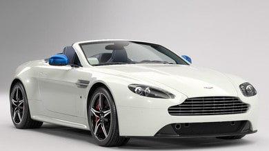 Aston Martin V8 Vantage S Great Britain Edition, solo per la Cina