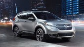 Honda CR-V Hybrid, debutto al Salone di Shanghai