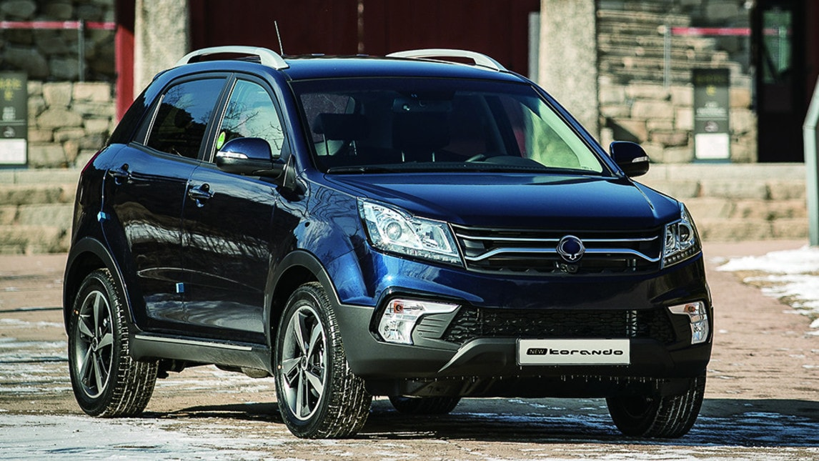 SsangYong Korando 2017, diesel da 178 cv e alto rapporto qualità/prezzo