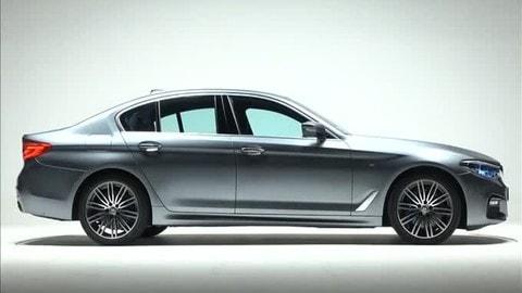 BMW Serie 5, sempre più tecnologica