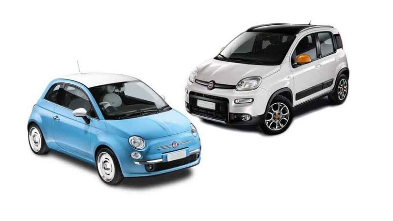 Fiat Panda, il futuro è ibrido. Addio diesel