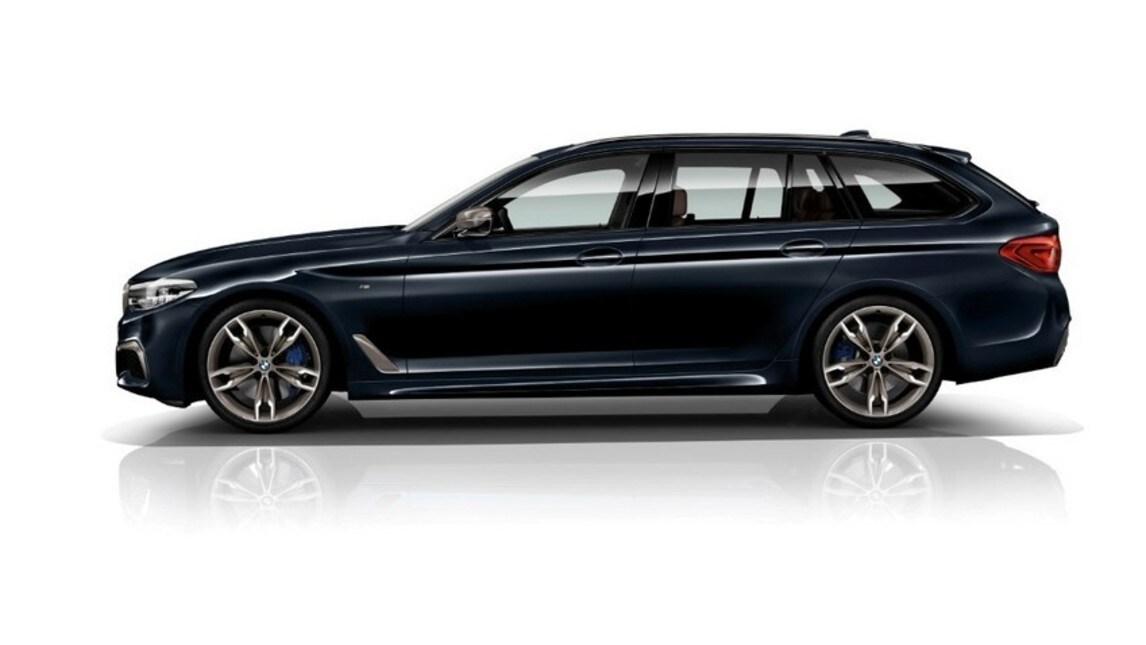 BMW M550d 2017 xDrive: foto