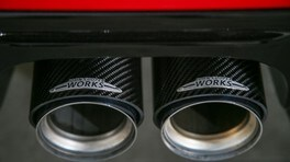 Mini John Cooper Works Petrolhead Edition, le foto