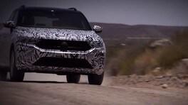 Volkswagen T-Roc, il teaser
