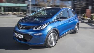 Opel Ampera-e, come va su strada l'elettrica di GM