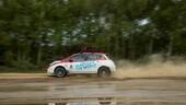 La sfida Nissan Leaf, 16 mila km di rally elettrico
