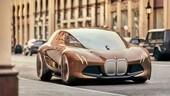 BMW iNext, l'ammiraglia elettrica arriva nel 2021