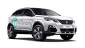 Peugeot 3008 autonoma, via ai test a Singapore