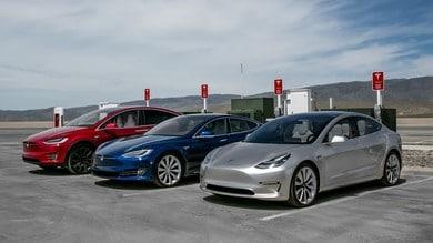 Tesla, scatta l'ora della Model 3