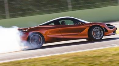 McLaren 720 S: potente come la Indycar di Alonso!