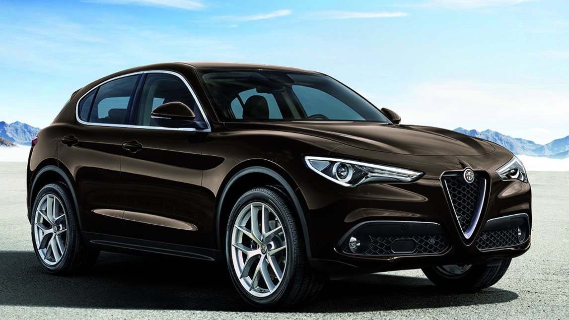 alfa romeo stelvio il diesel 180 cv anche 4x4. Black Bedroom Furniture Sets. Home Design Ideas