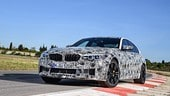 Nuova BMW M5 xDrive, quattro o due ruote motrici a scelta