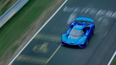 Nio EP9, il video del record al Nurburgring. E' vera gloria?