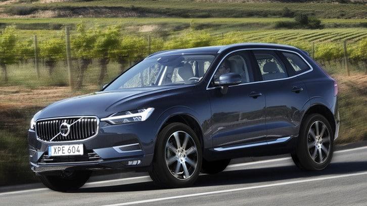 Volvo XC60, primo contatto: sempre più automatismi alla guida