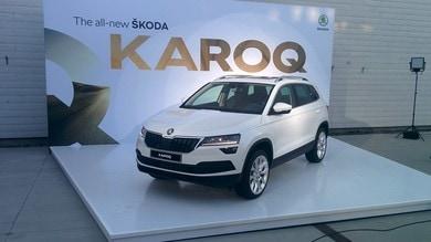 Skoda Karoq, il secondo SUV del marchio boemo