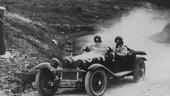 Nuvolari e Alfa alla Mille Miglia: tre nomi per una leggenda