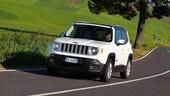 Renegade GPL 1.4 Turbo 120 CV, prima Jeep a gas