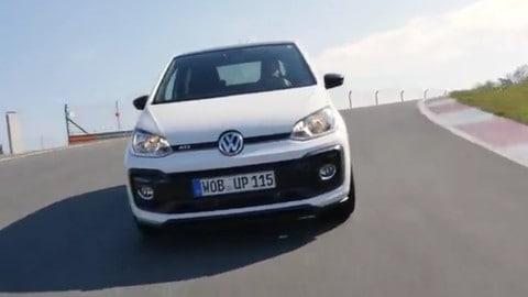 Volkswagen Up! GTI: piccola e cattiva