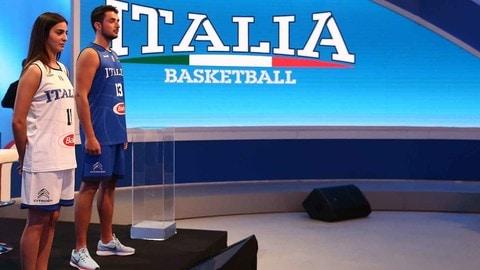 Citroen sponsor delle Nazionali italiane di basket