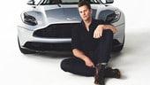 Tom Brady, touch down con la Aston Martin DB11