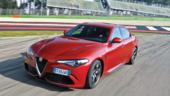 Alfa Giulia Quadrifoglio: la prova strumentale