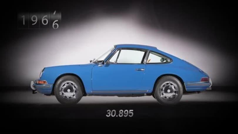 Porsche 911: l'evoluzione della specie