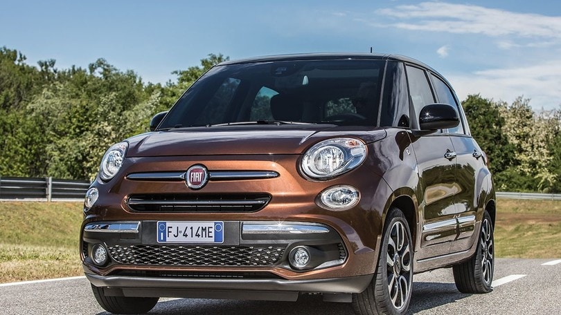 Fiat 500L restyling: cittadina, wagon e anche crossover