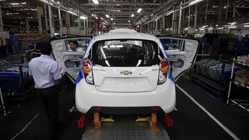 General Motors abbandona India e Sudafrica