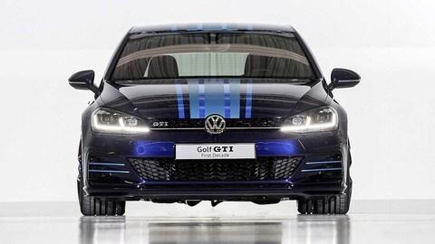 Volkswagen Golf GTI First Decade, le foto