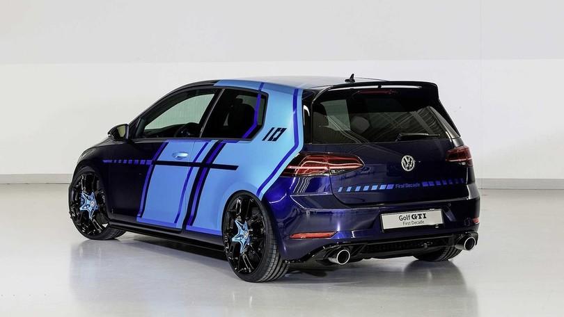 Volkswagen Golf GTI First Decade, la one-off da 410 cv