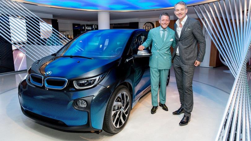 BMW vende auto online: sullo store c'è la i3 creata da Lapo