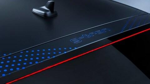 Audi A5 Sportback g-tron al Worthersee
