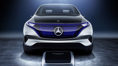 Mercedes produrrà l'elettrica compatta a Rastatt